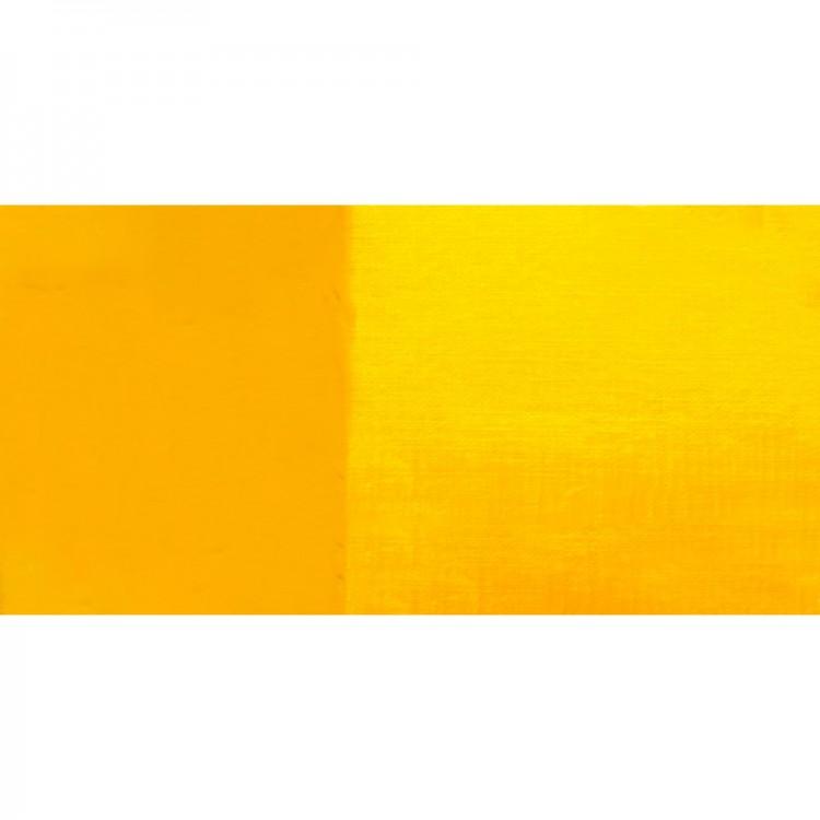 Atelier : Interactive : Artists' Acrylic Paint : 80ml : Transparent Yellow