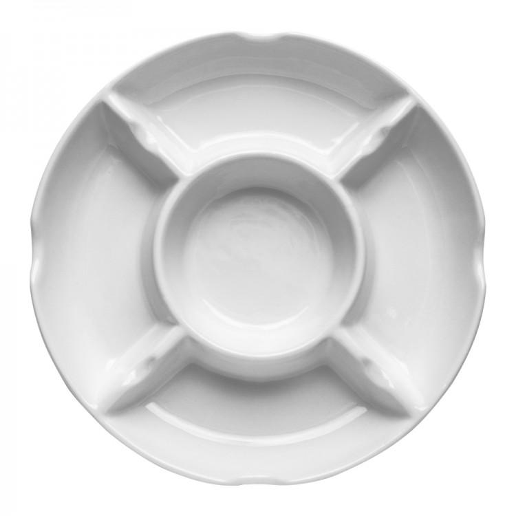 Jackson's : Ceramic Palette : 5 well 7 in. diameter