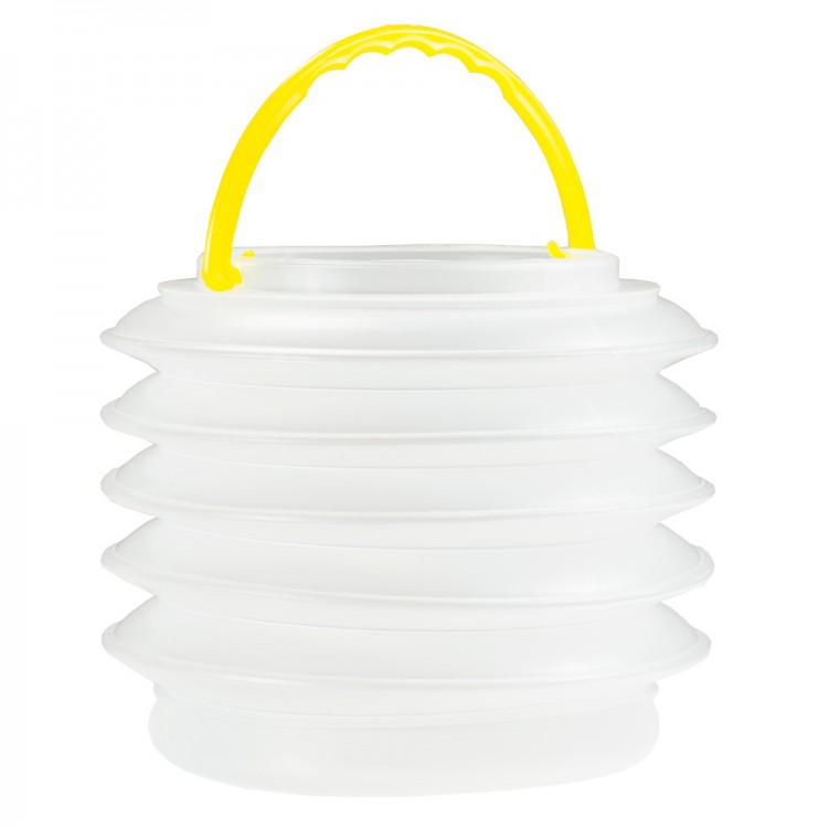 JAS : Collapsible Lantern : Large : 6in diameter : water pot