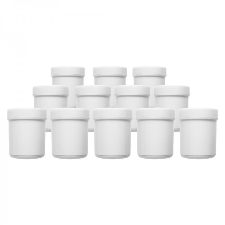 JAS : Storage Cup : 4.7x5.7cm : Set of 12