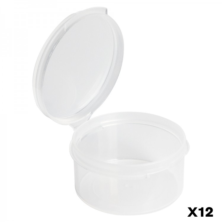 JAS : Plastic Resealable Cups : Set of 12