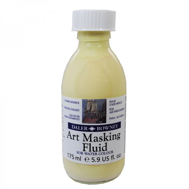 Daler Rowney : Watercolour : Art Masking Fluid : 175ml