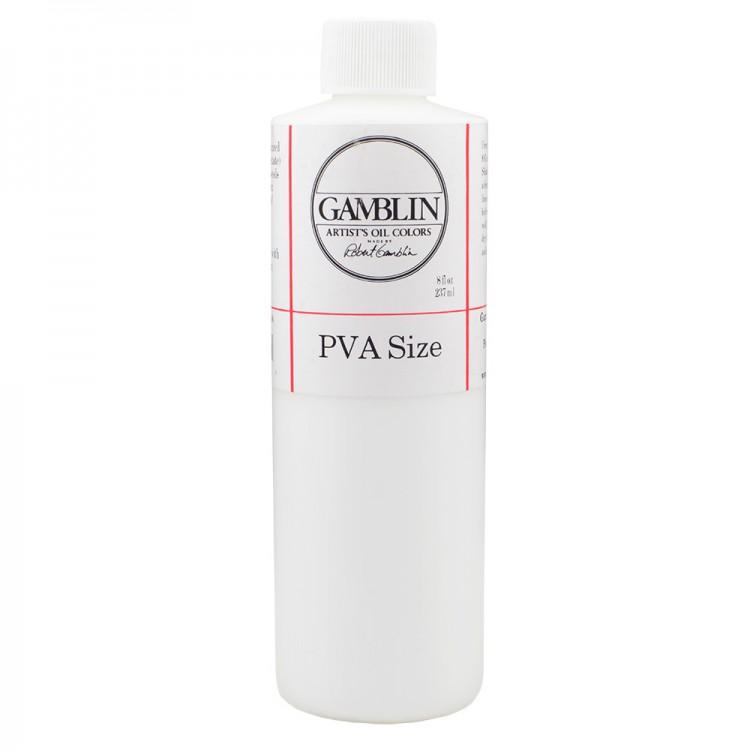 Gamblin : PVA Size : 237ml
