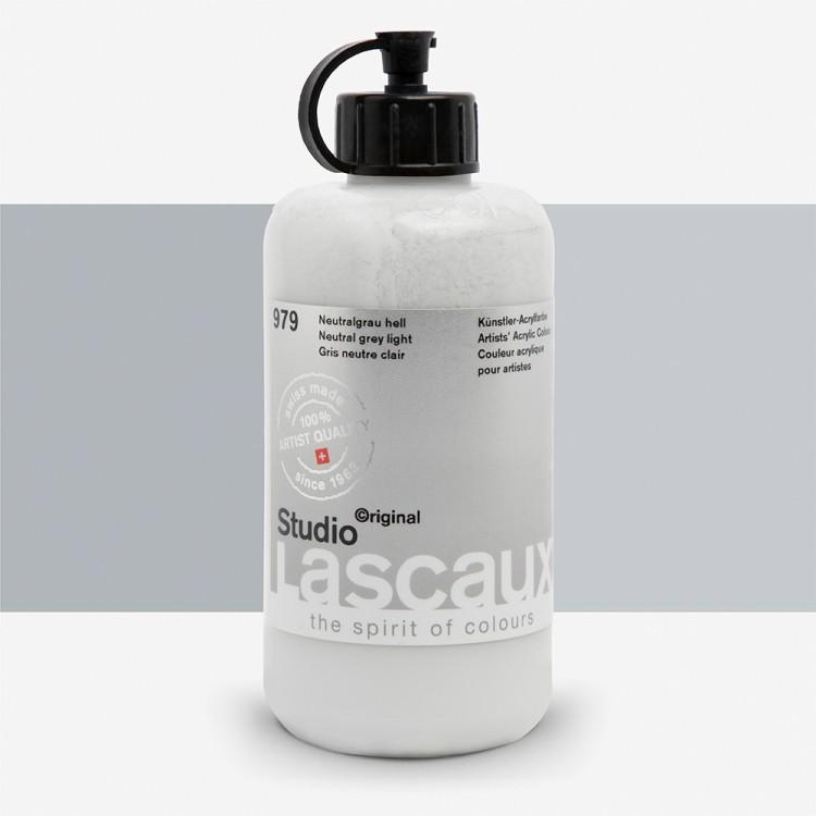 Lascaux : Studio : 250ml : Neutral Grey Light
