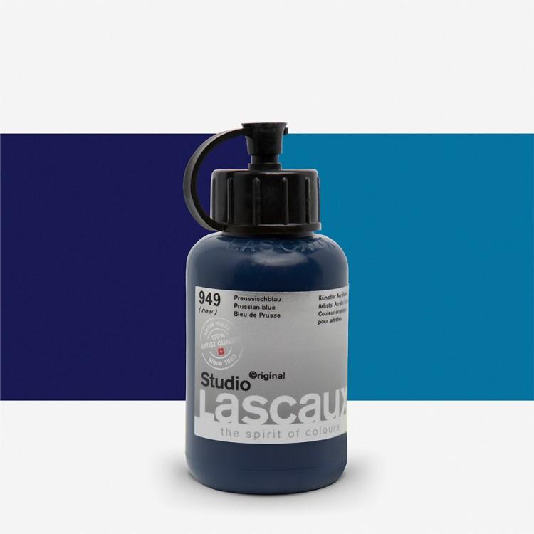 Lascaux : Studio : 85ml : Prussian Blue