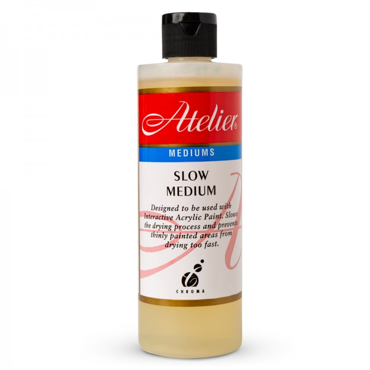Atelier : Acrylic Medium : 250ml : Slow Medium
