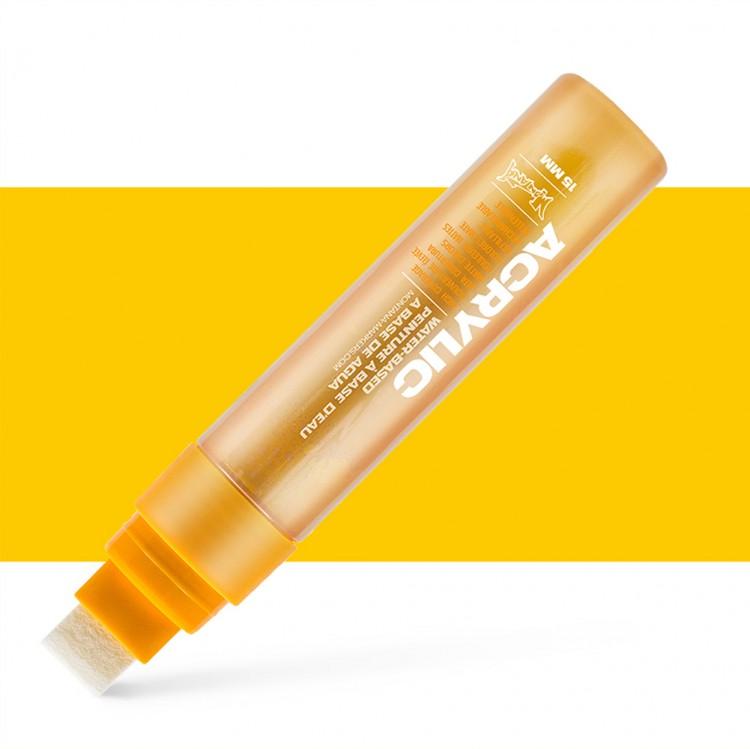 Montana : Acrylic : Marker : 15mm : Shock Yellow
