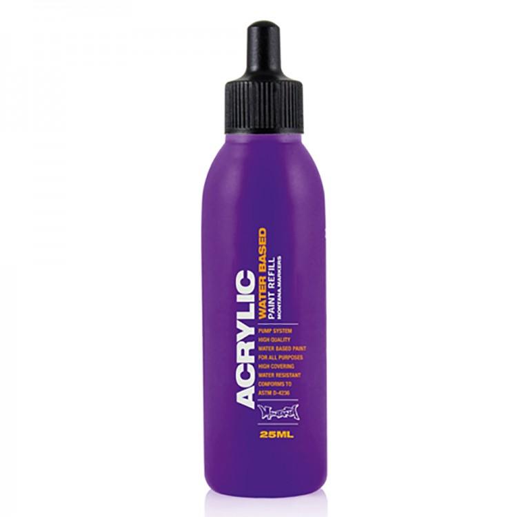 Montana : Acrylic : Refill : 25ml : Shock Lilac