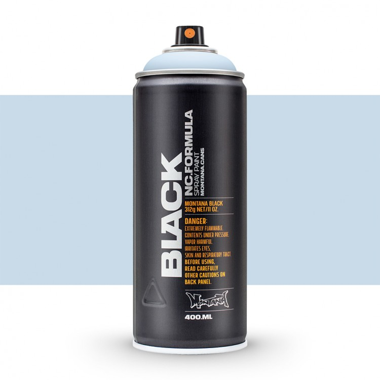 Montana : Black : 400ml : Ice Blue (By Road Parcel Only)