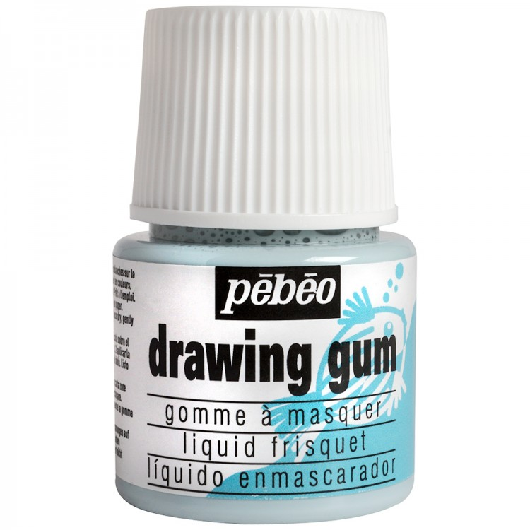 Pebeo : Synthetic Drawing Gum : 45ml