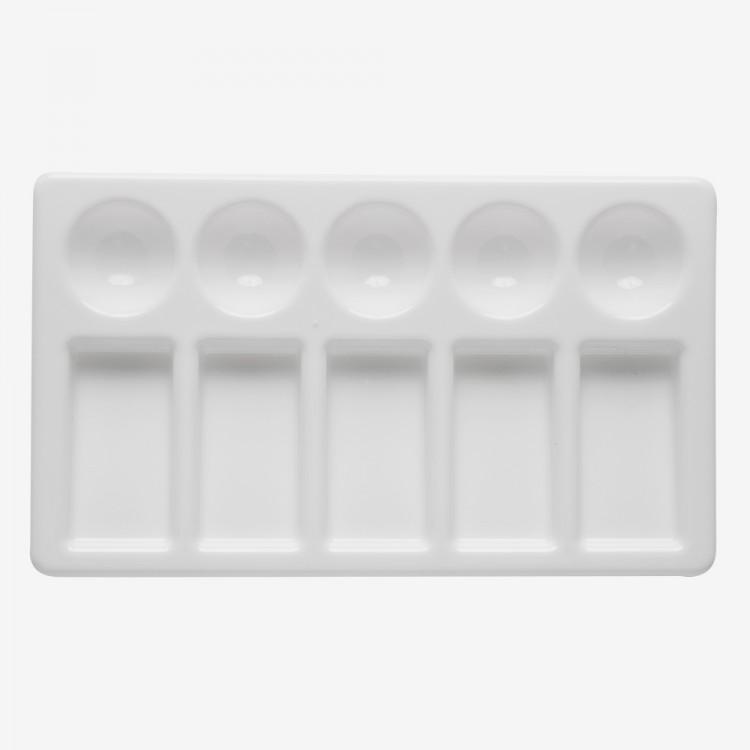 JAS : Plastic Palette : 10 slant well