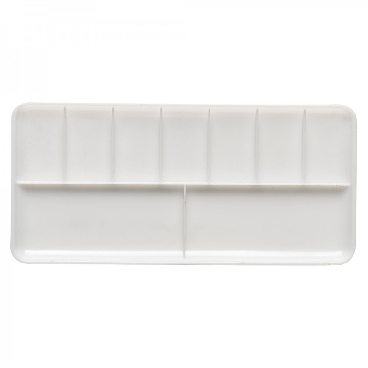 JAS : Plastic Palette : small rectangle 3.5 x 7 in.