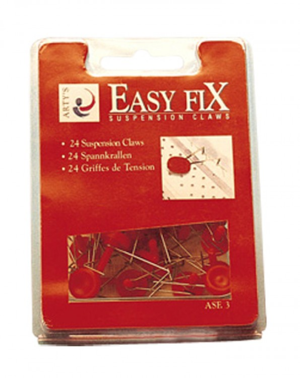 Easy Fix Silk Stretching Claws 24 pack