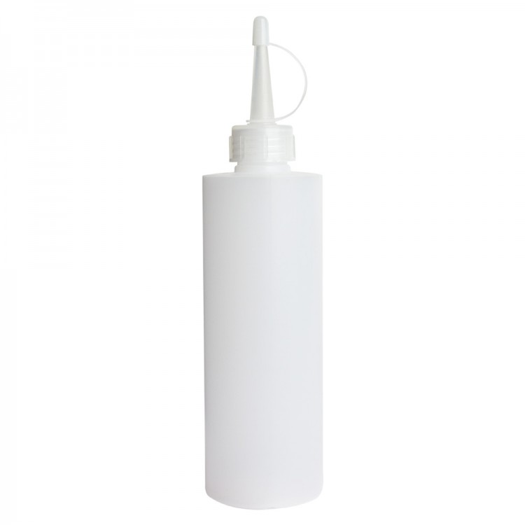 JAS : Plastic Squeeze Bottle 8oz