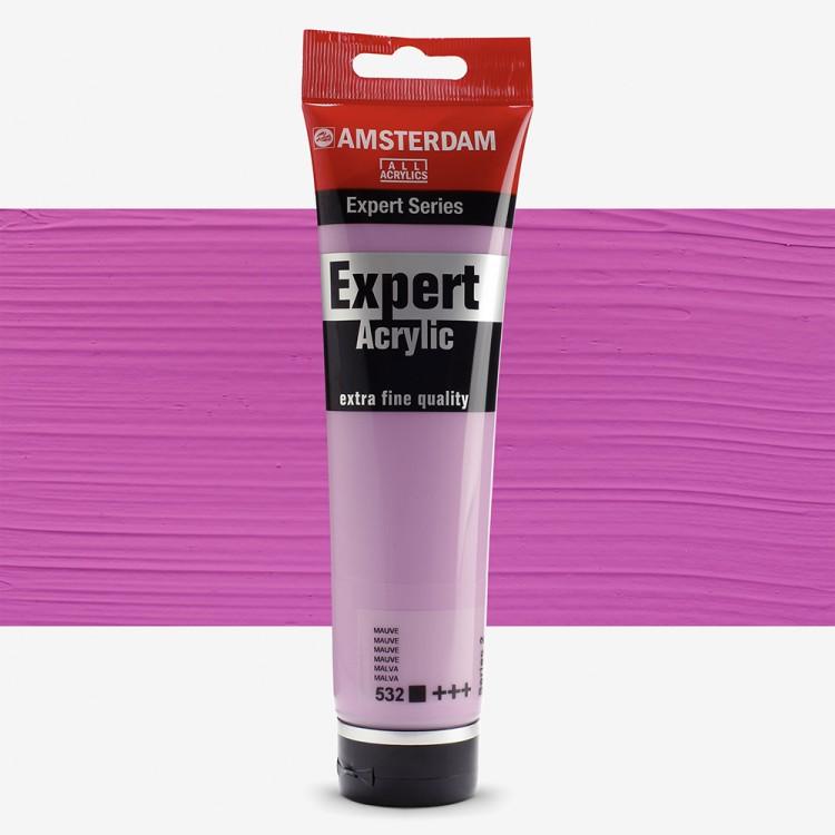 Talens : Amsterdam Expert Acrylic 150ml series 2 Mauve
