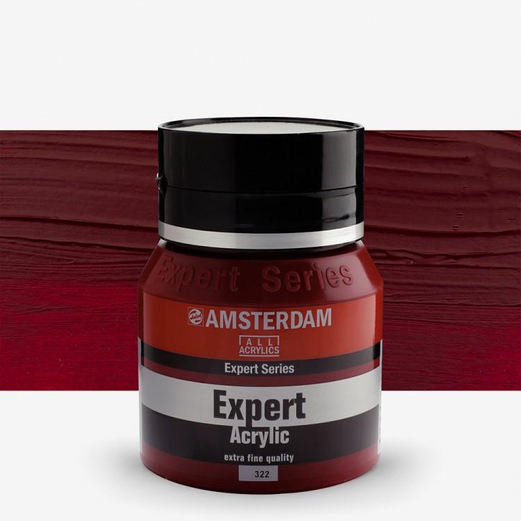 Talens : Amsterdam Expert 400ml S3 Carmine Deep