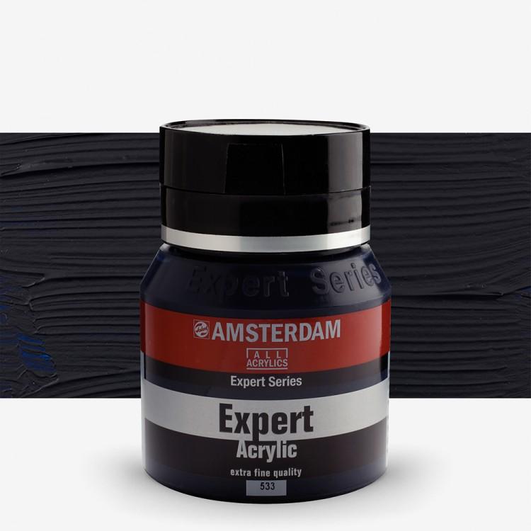 Talens : Amsterdam Expert : Acrylic Paint : 400ml : S2 : Indigo