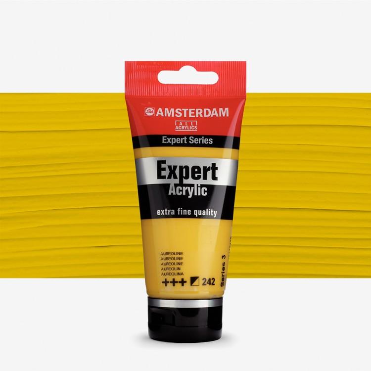Talens : Amsterdam Expert Acrylic 75ml series 3 Aureoline