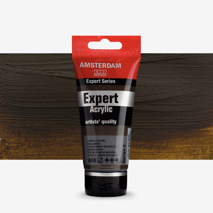Talens : Amsterdam Expert Acrylic 75ml series 2 Raw Umber