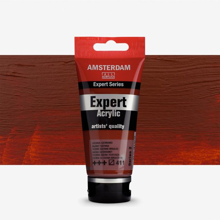 Talens : Amsterdam Expert Acrylic 75ml series 2 Burnt Sienna