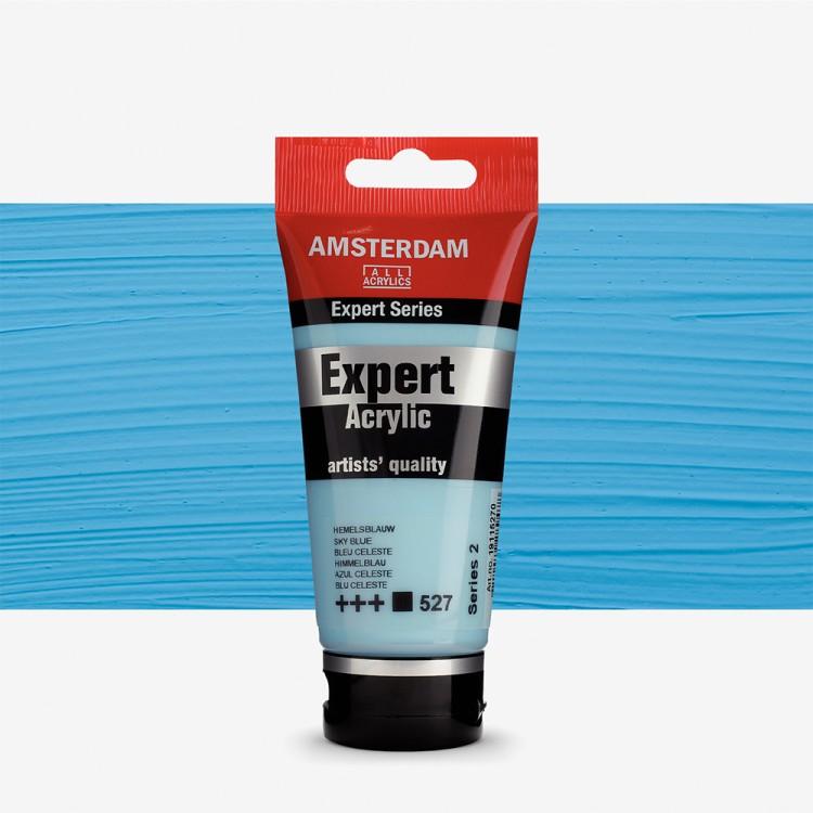 Talens : Amsterdam Expert Acrylic 75ml series 2 Sky Blue