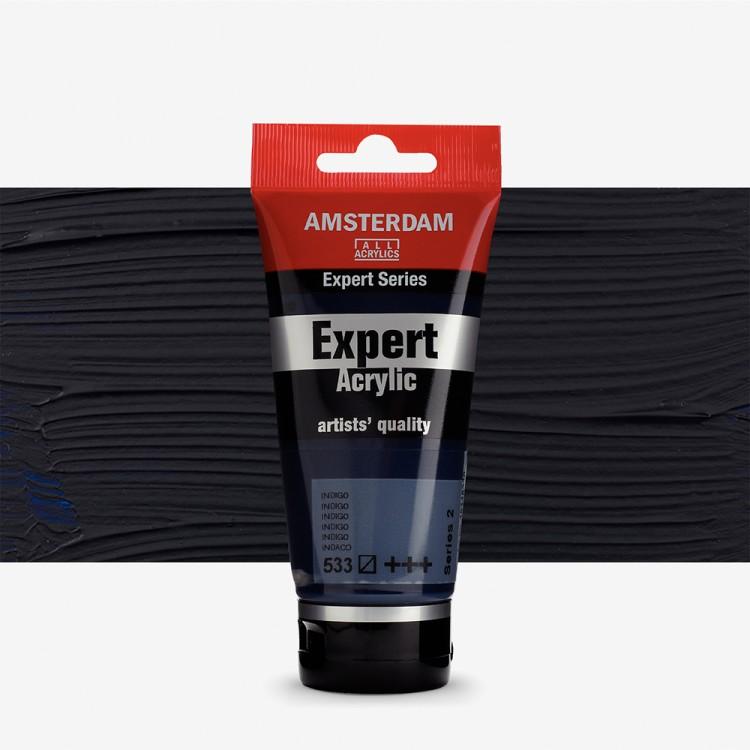 Talens : Amsterdam Expert Acrylic 75ml series 2 Indigo