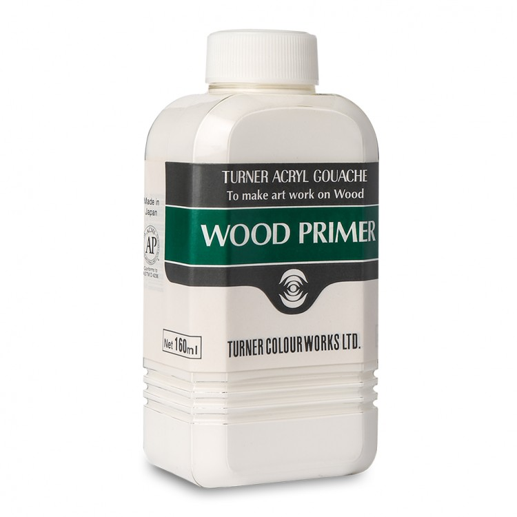 Turner : Acrylic Gouache : Wood Primer : 160ml