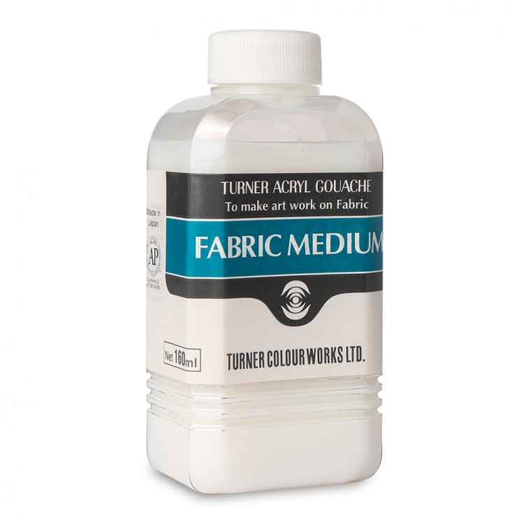 Turner : Acrylic Gouache : Fabric Medium : 160ml