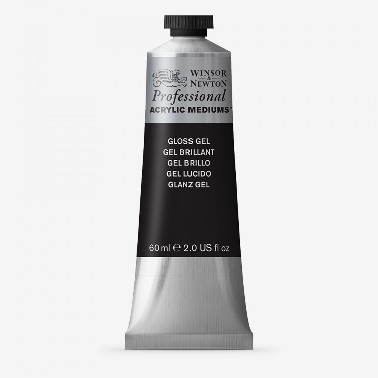 Winsor & Newton : Professional Acrylic : Gloss Gel : 60ml