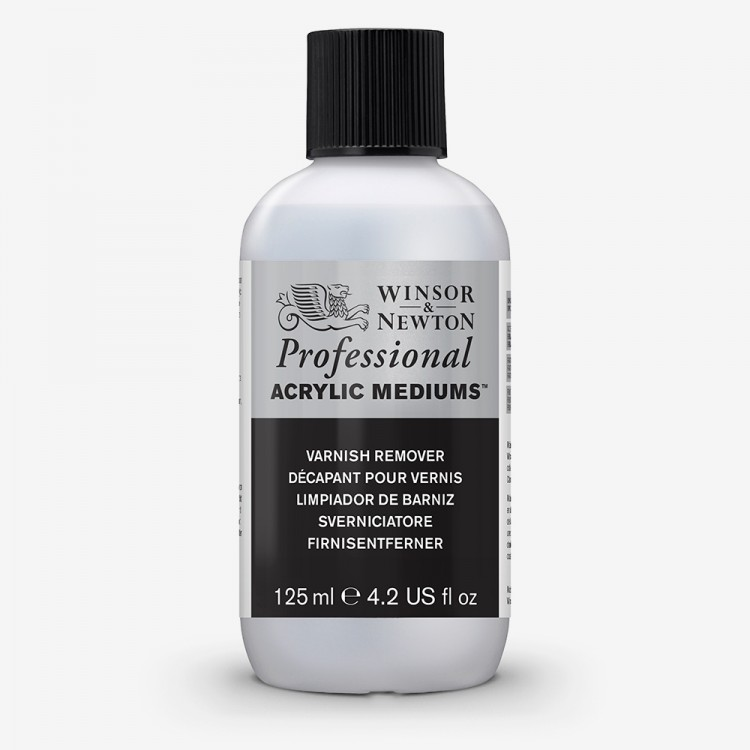 Winsor & Newton : Professional Acrylic : Varnish Remover : 125ml