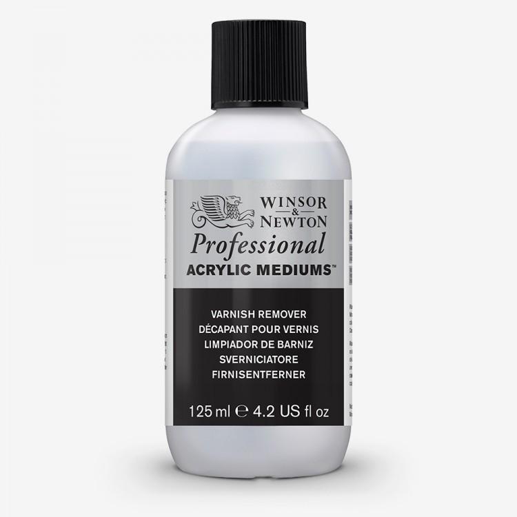 Winsor & Newton : Professional Acrylic : Varnish Remover : 125ml