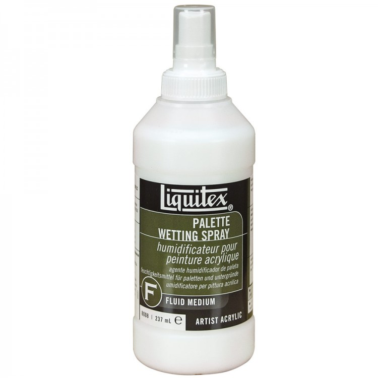 Liquitex : Professional : Palette Wetting Spray : 237ml