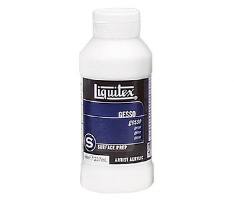 Liquitex : Professional : White Gesso : 237ml