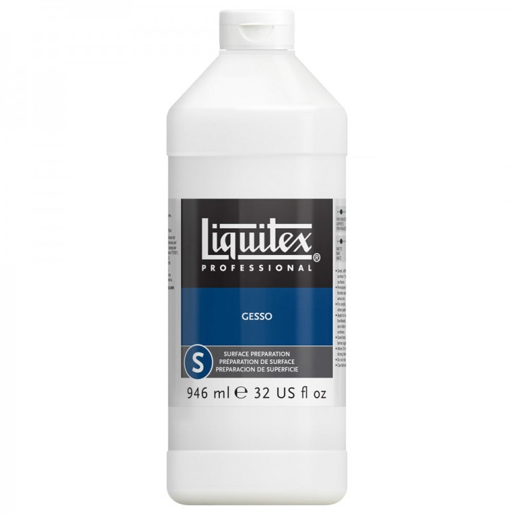 Liquitex : Professional : White Gesso : 946ml