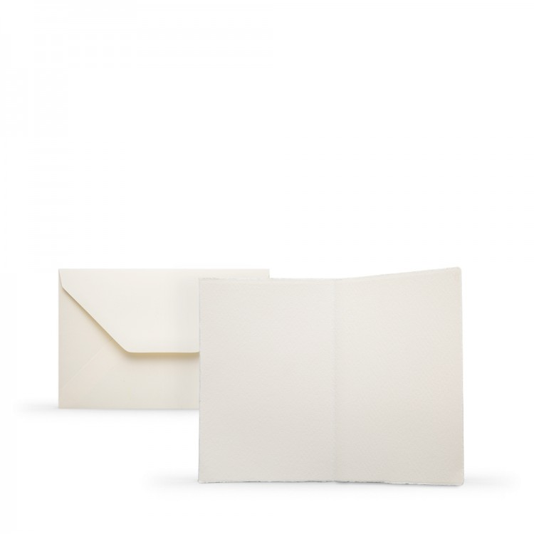 Fabriano : Medioevalis : 10 Blank Cards & Envelopes : 11.5x17cm : Portrait