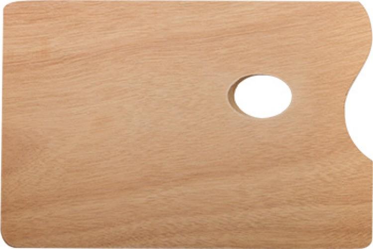 JAS : Wooden Palette : Rectangular 12 x 8 inches
