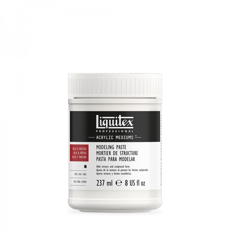 Liquitex : Professional : Modeling Paste : 237ml 5508