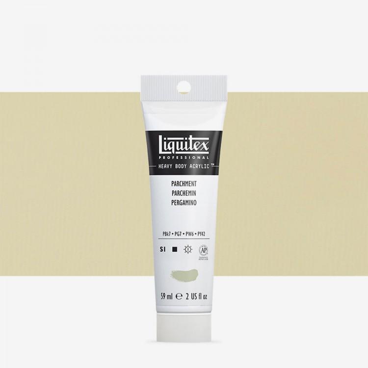 Liquitex : Professional : Heavy Body Acrylic Paint : 59ml : Parchment