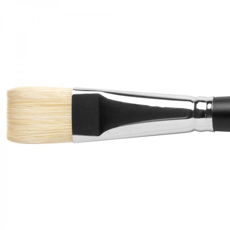 Jackson's : Shiro : Professional Hog Bristle Hair Brush : Bright : No.12