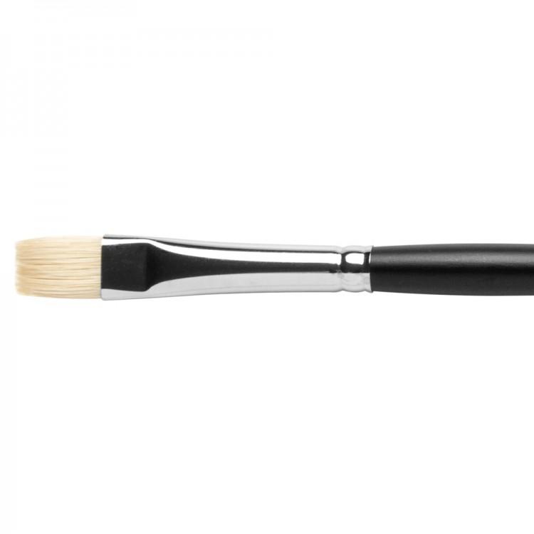 JAckson's : Shiro : Professional Hog Bristle Hair Brush : Bright : No.6