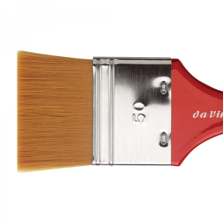 Da Vinci : Cosmotop-Spin : Series 5080 : Large Flat : Size 50 mm