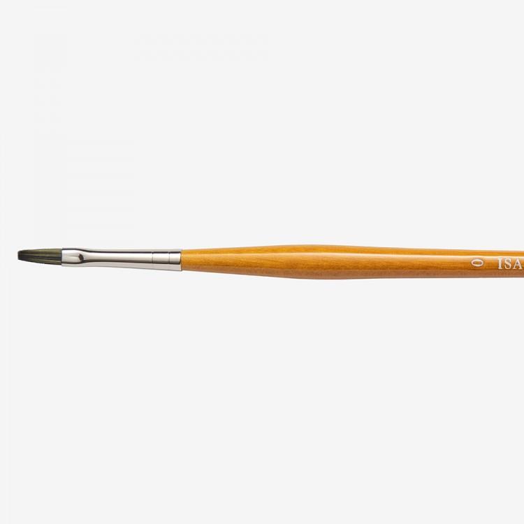 Isabey : Isacryl : Long Flat Series : 6582 Size 0