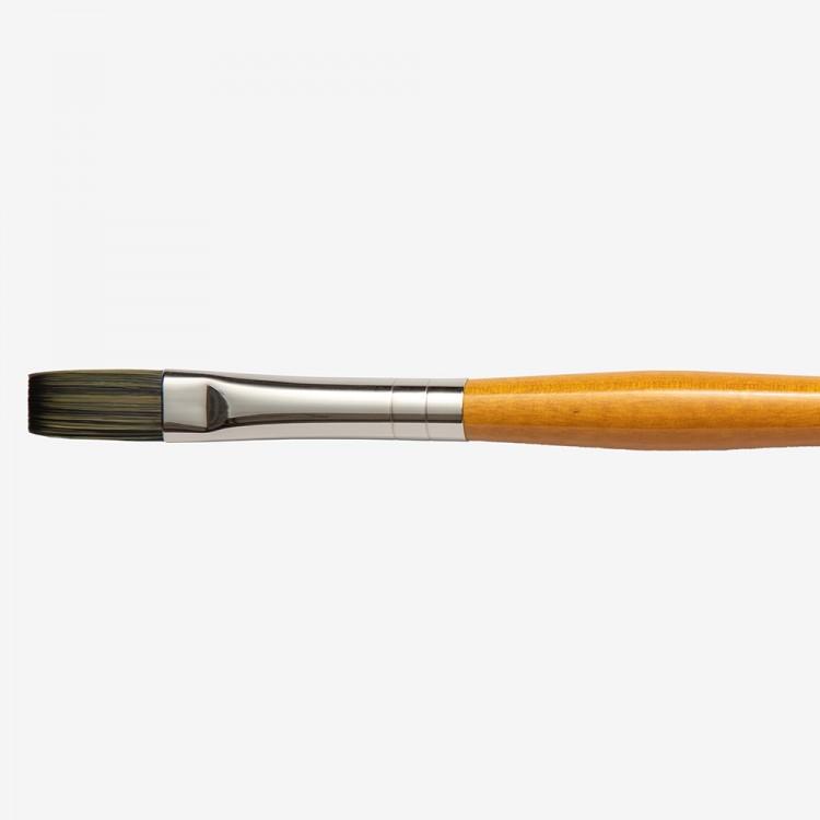 Isabey : Isacryl : Long Flat Series : 6582 Size 6