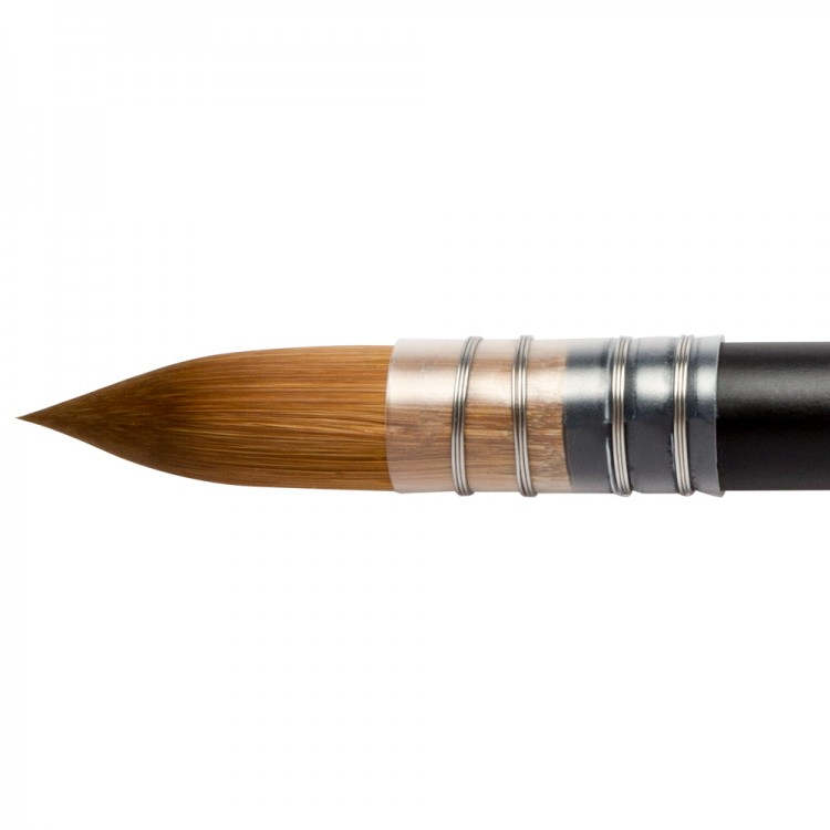 Jackson's : Icon : Sable Synthetic Mix : Watercolour Brush : Quill : No.6