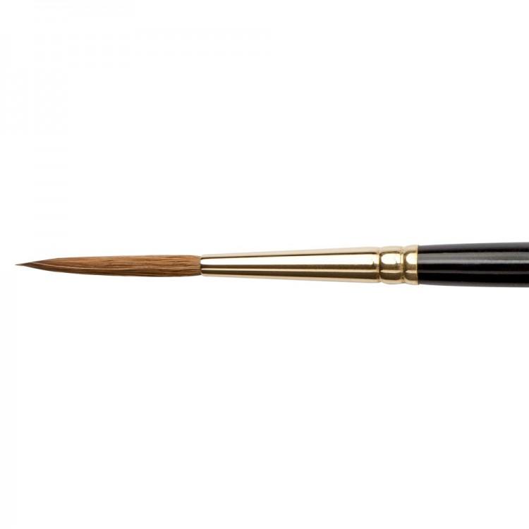 Jackson's : Kolinsky Sable Brush : Liner : Size 4
