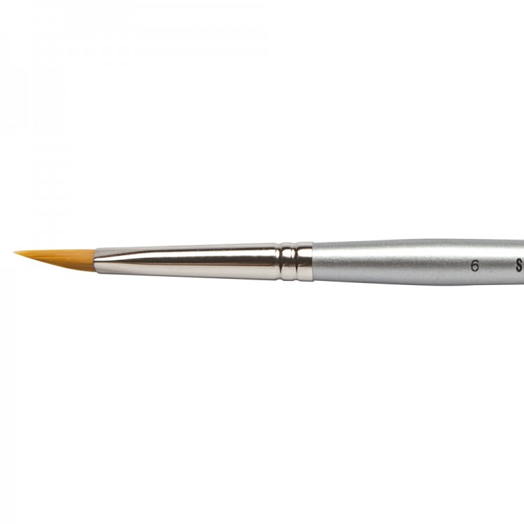 Jackson's : Silverline Watercolour Brush : Series 983 : Dagger : Size 6