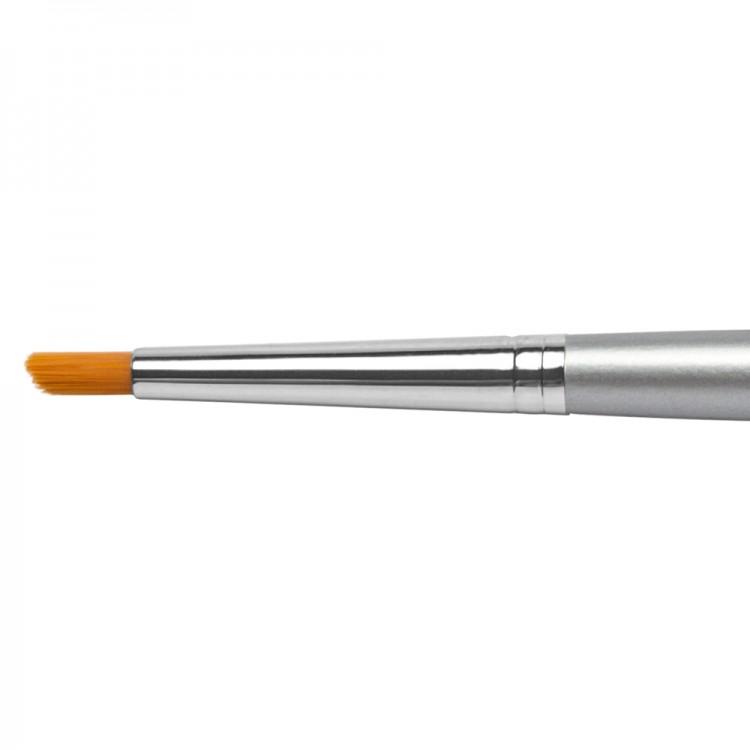 Jackson's : Silverline Watercolour Brush : Series 985 : Deer Foot : Size 6