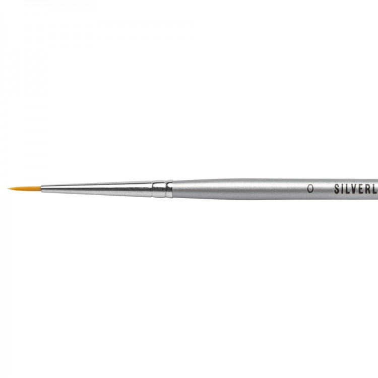 Jacksons : Silverline Watercolour Brush : Series 986 : Round : Size 0