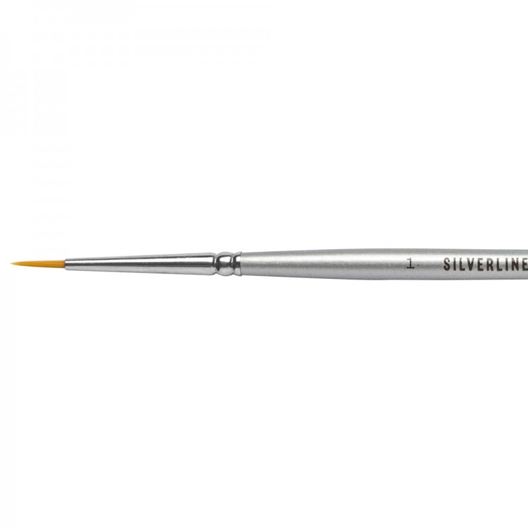 Jackson's : Silverline Watercolour Brush : Series 986 : Round : Size 1