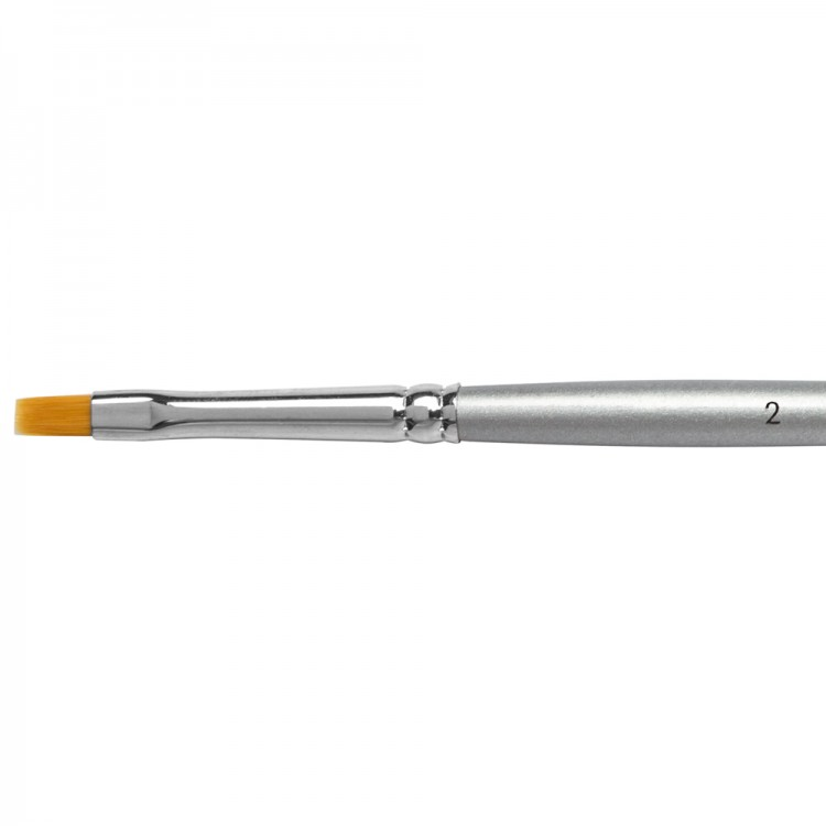 Jacksons : Silverline Watercolour Brush : Series 988 : Bright : Size 2